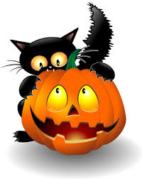 Image result for spooky pumpkin clipart