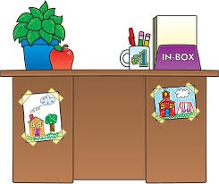 secretary desk clipart.  Desk To Secretary Desk Clipart Y