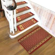 small braided rugs for rug stair treads vista nice decorating spaces bedroom how to install