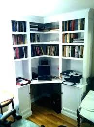 shelves office. Office Corner Shelf Computer Desks With Shelves Full Image For Desk Storage Drawers Depot Bookshelf