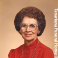 Obituary   Elouise Norton   Texarkana Funeral Homes