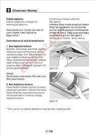 Arçelik P 19 I Davlumbaz - Kullanma Kılavuzu - Sayfa:6 - ekilavuz.com