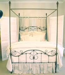Eccentric Iron Canopy Bed For Better Sleeping Spaces  Ruchi DesignsCanopy Iron Bed