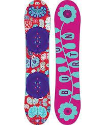Burton Chicklet Size Chart Burton Chicklet 125cm Girls Snowboard
