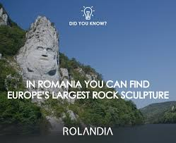 Rock Sculpture decebalus hashtag on twitter 6243 by xevi.us
