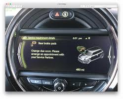 Mercedes Benz Brake Wear Warning Light Rear Break Pad Warning Mini Cooper Forum