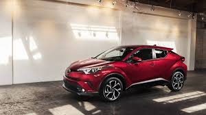 2018 toyota hrc.  2018 2018 Toyota CHR At LA Auto Show Photo 8  Intended Toyota Hrc