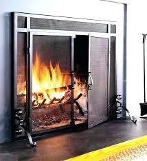 chimney glass door glass fireplace screens fireplace screens with glass doors fireplace screens glass fireplace