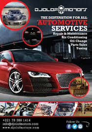 Auto Repair Flyer Entry 37 By Chaliraza For Flyer For Auto Repair Shop