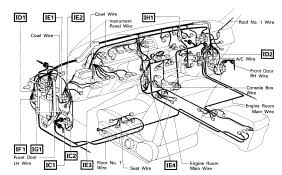 1991 lexus es 250 electrical wiring diagram
