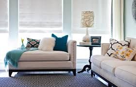 gallery matching throw pillows and area rugs