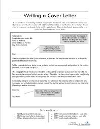 What Should A Resume Cover Letter Say 4 Resume Letter Sending Via