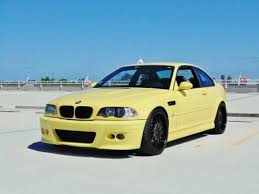 bmw m3 2004 custom. what better way than to customorder a color out of specification such as todayu0027s 2004 e46 m3 finished in dakar yellow by bmw individual bmw custom e