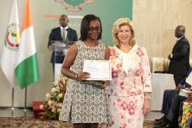 Résultats de recherche d'images pour «Koffi Lynda N'Da-Gnamké Marie Emmanuelle»