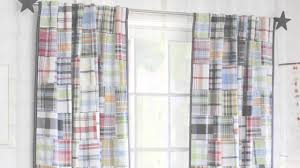 how to install curtains pottery barn kids you