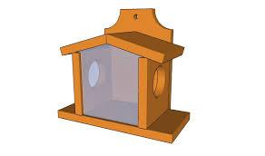 plans to build a squirrel house house design plans
