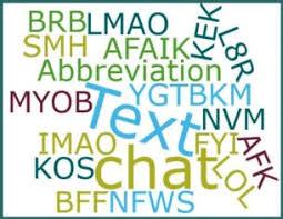 Huge List Of Texting Chat Abbreviations Webopedia