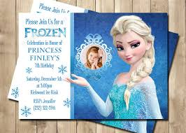 elsa birthday invitations frozen birthday invitation template diabetesmang info