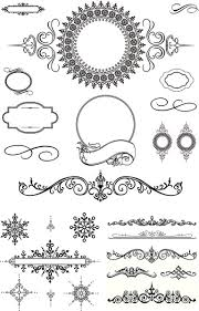 Decorative Border Designs