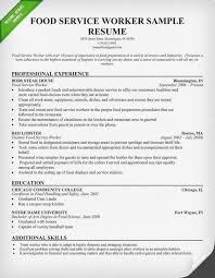fast food cook resumes fast food cook resume skills example examples for manager sample