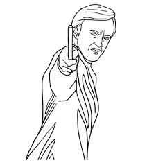 Just click on the harry potter coloring pages that you like and then click on the print button at the top of the page. Top 20 Free Printable Harry Potter Coloring Pages Online