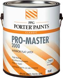 Ppg Alk 200 Color Chart Pro Master 2000 Paint From Ppg Porter Paints