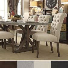 brilliant awesome upholstered dining room chairs best 20 tufted dining cloth dining room chairs decor