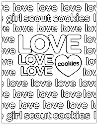 Small Picture 77 best Girl Scouts Sales Printables images on Pinterest Girl
