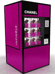 High End Vending Machines Best Chanel Introduces HighEnd Cosmetic Vending Machine InvestorPlace