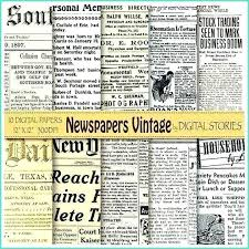 Fake Newspaper Template Word Free Newspaper Templates Print And Digital Online Template