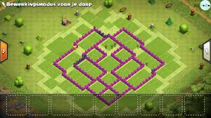 Clans Of Clans Base Design Clash Of Clans Th7 Base Design Album On Imgur
