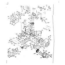 Tecumseh model H70-130026 engine genuine parts