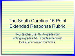 point essay rubric pdf research paper how to write better  15 point essay rubric pdf