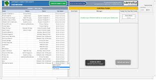 Excel Family Tree Chart Template Software Automatic Family Tree Maker