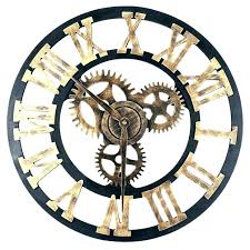 outside wall clock large outdoor wall clock clocks copper novelty outside wall clock large outdoor wall