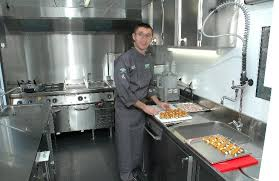 Agencement De Cuisine Professionnelle En Photo