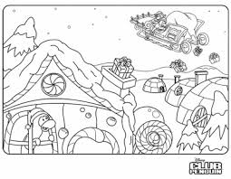 Small Picture Saraapril in Club Penguin New Sleigh Adventure Coloring Page in