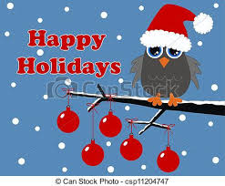 merry christmas and happy holidays clip art. Interesting And Merry Christmas Happy Holidays  Csp11204747 To Merry Christmas And Happy Holidays Clip Art