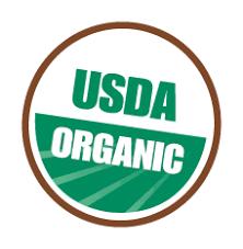 USDA Organic Logo - Emerald Supplements