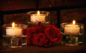 Romantic Candles And Rose Petals Pic Hd Images. Romantic Ideas With Candles  And Rose Petals Amazon Flowers Images. Romantic Roses And Candles Ideas ...