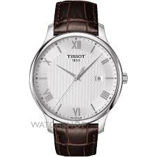 "men s tissot tradition watch t0636101603800 watch shop comâ""¢ mens tissot tradition watch t0636101603800"