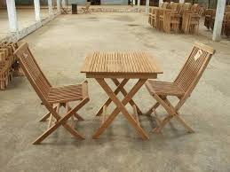 teak bistro table and chairs. Teak Bistro Table And Chairs With Perfect Folding Patio Set D
