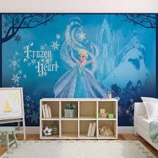 Disney Frozen Elsa Fotobehang Behang Bestel Nu Op Europostersbe
