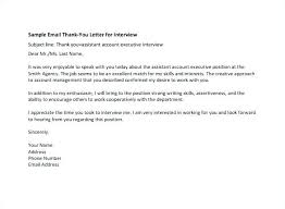 Job Interview Follow Up Email Juicy Sample Thank You Email For Interview Second Follow Up