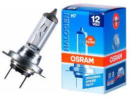 Галогенная <b>лампа OSRAM H7 12V</b> 55W купить с доставкой в ...