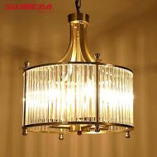 copper chandelier s lamp shades lighting chain