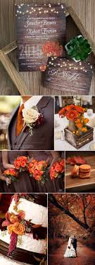 best 25 fall wedding invitations ideas only on pinterest maroon Diy Wedding Invitations Fall Theme brown and orange fall and autumn wedding ideas and invitations Fall Color Wedding Invitations