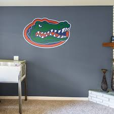 florida gators logo giant officially licensed removable wall decal fathead