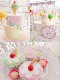 Karas Party Ideas Ice Cream Party Planning Ideas Supplies Idea Cake