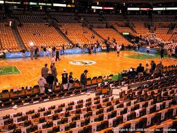 boston celtics seating chart interactive map seatgeek intended for td garden celtics seating